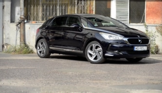 DS 5 1.6 THP - test Autokult.pl