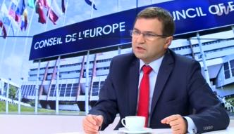 Mocne słowa o debacie ws. Polski. Girzyński w
