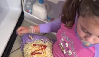 Dzieci przejmują kuchnię