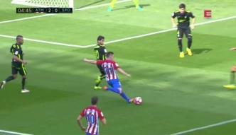 Dublety Griezmanna i Torresa, Atletico Madryt rozgromiło Sporting Gijon - zobacz skrót meczu [ZDJĘCIA ELEVEN]