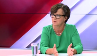 Joanna Kluzik-Rostkowska u Żakowskiego: propozycja reformy edukacji PiS to skrajna nieodpowiedzialność