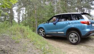 Nowe Suzuki Vitara 1.6 AllGrip - test napędu w terenie - Autokult.pl