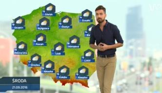 Prognoza pogody na 21 września (plus dwa kolejne dni)