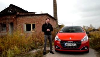 Peugeot 208 1.2 PureTech 110 KM Allure - test Autokult.pl
