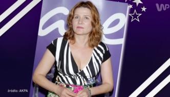 #gwiazdy: Grażyna Błęcka-Kolska uporała się z osobistą tragedią?