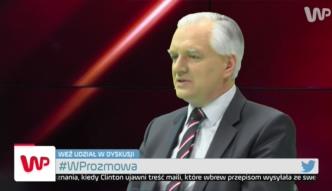 Jarosław Gowin u Kamili Baranowskiej: jestem zwolennikiem utrzymania kompromisu