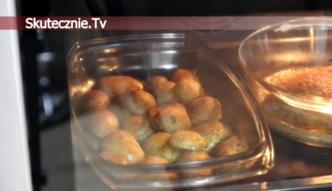Pieczone ziemniaki na maśle i czosnku [Skutecznie TV]