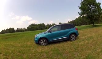 Suzuki Vitara AllGrip - test Autokult.pl