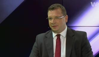 Michał Wójcik u Jacka Gądka: dyskusja na temat praw kobiet w Polsce kompromituje PE