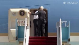 Obama ponaglał Clintona przed wylotem z Izraela do USA