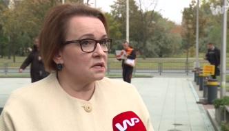 Broniarz: Zalewska powinna publicznie sprostować nieprawdziwe informacje. Proces jest brany pod uwagę