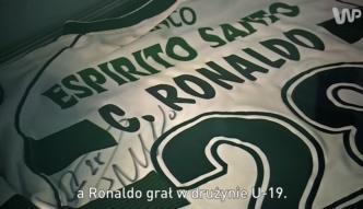 Zapłakany chciał uciekać. Oto początki Cristiano Ronaldo