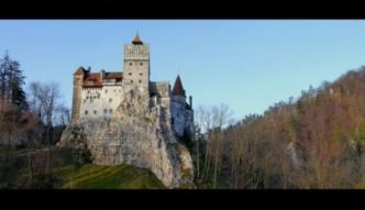 Prześpią się w zamku Drakuli