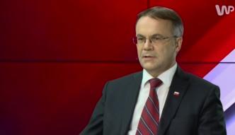 Jarosław Sellin krytykuje współpracę Wałęsy i PO