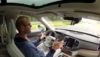 Nowe Volvo XC90 T8 Excellence (2016) - test Autokult.pl