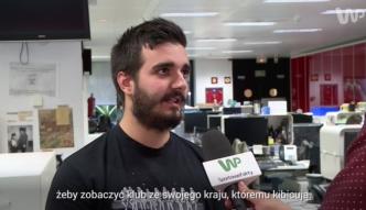 """Hiszpański dziennikarz o zamkniętym stadionie Legii. """"Musimy zareagować na tą przemoc"""""""