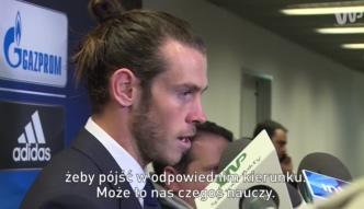 Legia - Real. Gareth Bale: Dostaliśmy kopa. Zostaliśmy ukarani
