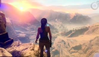 #CTRL Zagraj w Tomb Raidera na PS4 PRO!