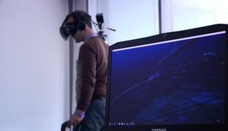 HTC Vive - wrażenia z prezentacji