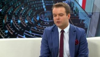 Rafał Bochenek o odwołaniu Roberta Greya z MSZ: to jest rozgrywka polityczna opozycji