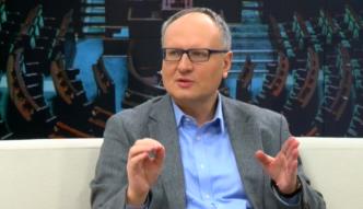 Dyskusja wokół Stanisława Piotrowicza w #dzieńdobryPolsko