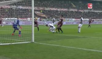 Higuain bohaterem derbów. Zobacz skrót meczu Torino FC - Juventus Turyn [ZDJĘCIA ELEVEN SPORTS]