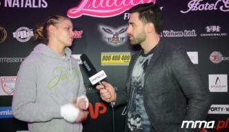 Martyna Czech zmiażdżyła rywalkę na gali Ladies Fight Night