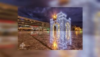 Najpiękniej oświetlone miasta na święta