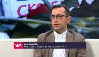 Adam Balcer komentuje w #dzieńdobryPolsko zamach w Berlinie