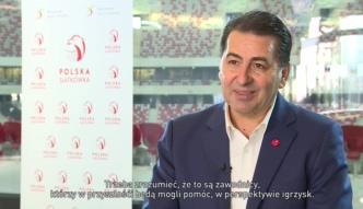 De Giorgi: najważniejsze będą mistrzostwa Europy