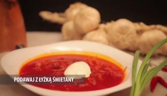 #mniammniam Barszcz wegetariański