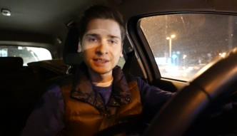 #nakółkach Bezpieczna jazda nocą