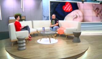 Jurek Owsiak w telewizji Wirtualnej Polski: