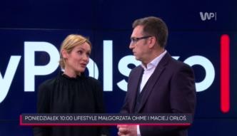 #dzieńdobryPolsko poniedziałek gość specjalny - Krystyna Janda