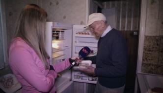 Antoni Huczyński – ma 95 lat, a wigoru może mu pozazdrościć niejeden nastolatek