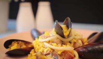 #mniammniam Hiszpańska paella