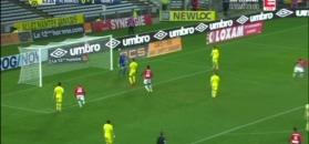 Nieskuteczny Mariusz Stępiński, bolesna porażka FC Nantes z AS Nancy Lorraine [ZDJĘCIA ELEVEN SPORTS]