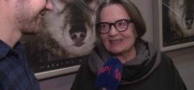 """""""Pokot"""": Zobaczcie, co działo się konferencji nowego filmu Agnieszki Holland"""