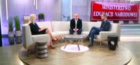 Sierakowski: może władza reformą edukacji chce wprowadzić chaos w samorządach