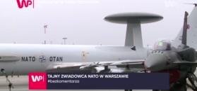 Tajny zwiadowca NATO w Warszawie