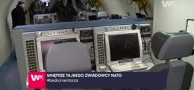 Wnętrze tajnego zwiadowcy NATO