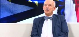 Korwin-Mikke: Waszczykowski nie nadaje się do tej roli