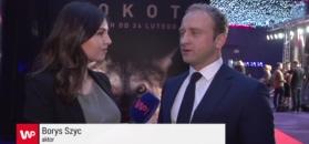 """""""Pokot"""": Borys Szyc o roli w filmie Agnieszki Holland"""