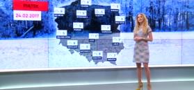 Prognoza pogody na 24 lutego