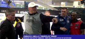 Krzysztof Zimnoch vs Mike Mollo - mocne spojrzenie twarzą w twarz