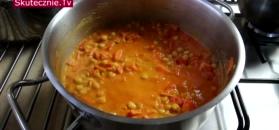 Rozgrzewająca ciecierzyca z marchwią i curry
