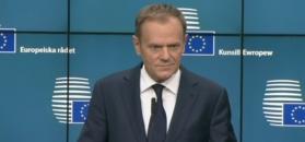 """Tusk: """"Jak będę się komunikował z polskim rządem? Po polsku!"""""""
