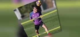 #dziejesiewsporcie: Bale łysieje. Piłkarz Realu znalazł rozwiązanie
