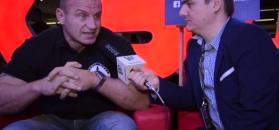 Pudzianowski: Kowalczyk będzie zasysał tlen wszystkimi otworami