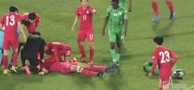 #dziejesiewsporcie: ratował życie piłkarza. Dramatyczne sceny z meczu
